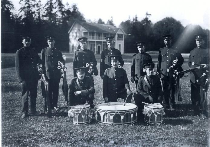 1914 – Formation of the Band