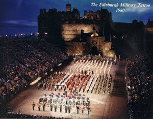1980 Edinburgh Military Tattoo 2