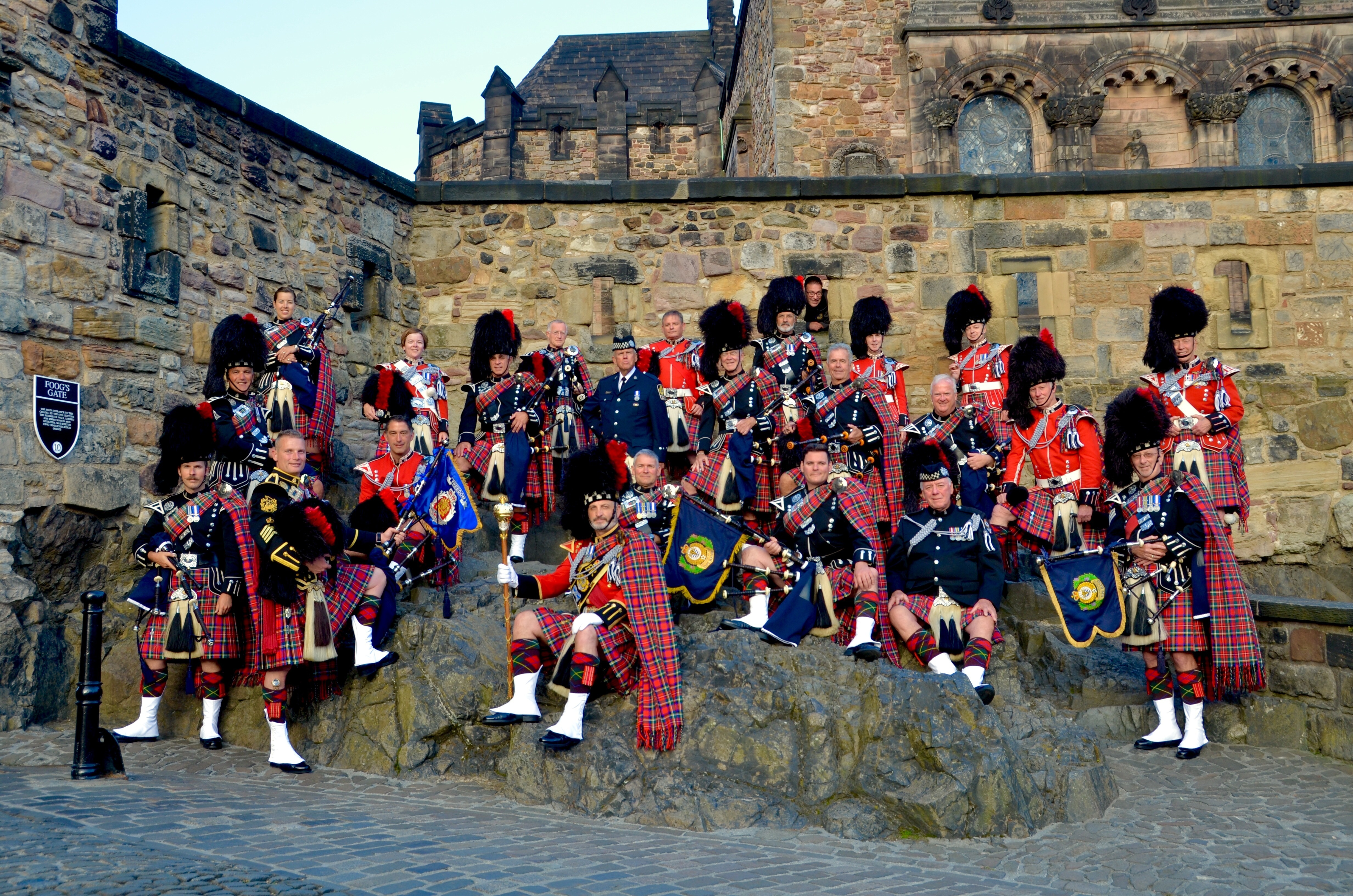 2016 Royal Edinburgh Military Tattoo